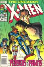 Uncanny X-Men (1963-2011) #299 Variant A: Newsstand Edition
