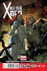 All-New X-Men (2013-2015) #9 Variant A