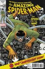 Amazing Spider-Man (1999-2014) #700 Variant N: 3rd Printing