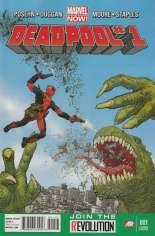 Deadpool (2012-2015) #1 Variant I: 3rd Printing