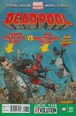 Deadpool (2012-2015) #3 Variant D: 3rd Printing