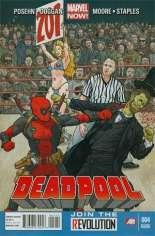 Deadpool (2012-2015) #4 Variant C: 2nd Printing
