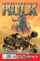 Indestructible Hulk (2013-2014) #5 Variant A
