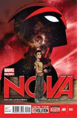 Nova (2013-2015) #2 Variant A