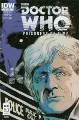 Doctor Who: Prisoners of Time (2013) #3 Variant A