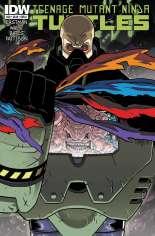 Teenage Mutant Ninja Turtles (2011-2021) #20 Variant A