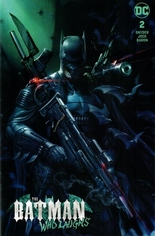 Batman: Who Laughs (2019) #2 Variant C: Frankie's Comics Trade Dress Cover