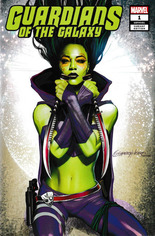 Guardians of the Galaxy (2019-2020) #1 Variant M: Den of the Damned