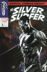 Silver Surfer: The Best Defense #1 Variant G: IG Comic Store Exclusive Trade