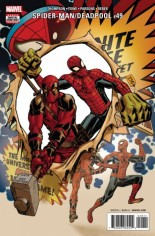 Spider-Man/Deadpool (2016-Present) #49