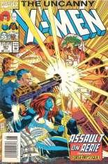 Uncanny X-Men (1963-2011) #301 Variant A: Newsstand Edition