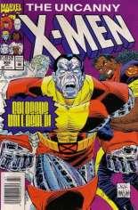 Uncanny X-Men (1963-2011) #302 Variant A: Newsstand Edition
