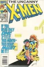 Uncanny X-Men (1963-2011) #303 Variant A: Newsstand Edition