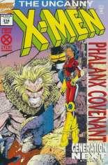 Uncanny X-Men (1963-2011) #316 Variant A: Newsstand Edition; Prismatic Foil Wraparound Cover