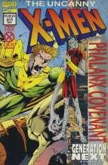 Uncanny X-Men (1963-2011) #317 Variant A: Newsstand Edition; Prismatic Foil Wraparound Cover