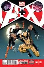 A + X (2012-2014) #6