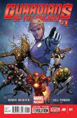Guardians of the Galaxy (2013-2015) #1 Variant A