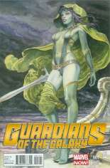 Guardians of the Galaxy (2013-2015) #1 Variant D: Incentive Cover