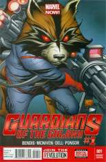 Guardians of the Galaxy (2013-2015) #1 Variant E: Incentive Cover