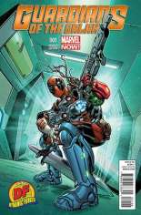 Guardians of the Galaxy (2013-2015) #1 Variant T: DF Exclusive