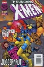 Uncanny X-Men (1963-2011) #334 Variant A: Newsstand Edition