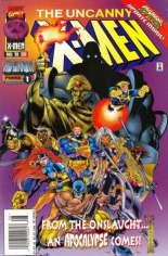 Uncanny X-Men (1963-2011) #335 Variant A: Newsstand Edition