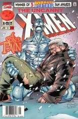 Uncanny X-Men (1963-2011) #340 Variant A: Newsstand Edition