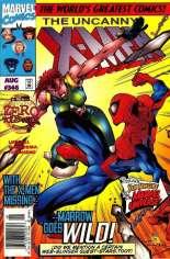 Uncanny X-Men (1963-2011) #346 Variant A: Newsstand Edition