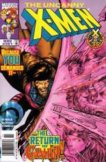 Uncanny X-Men (1963-2011) #361 Variant A: Newsstand Edition