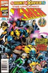 Uncanny X-Men (1963-2011) #362 Variant A: Newsstand Edition