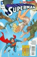 Superman (2011-2016)  #18 Variant A