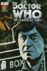 Doctor Who: Prisoners of Time (2013) #2 Variant D: 2nd Printing
