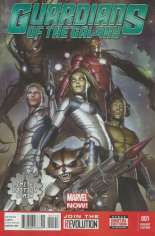 Guardians of the Galaxy (2013-2015) #1 Variant L: Limited Edition Comix Exclusive