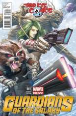 Guardians of the Galaxy (2013-2015) #1 Variant N: Third Eye Comics Exclusive