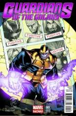 Guardians of the Galaxy (2013-2015) #1 Variant M: Phantom Variant