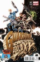 Guardians of the Galaxy (2013-2015) #1 Variant O: Mile High Comics Exclusive