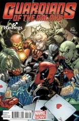 Guardians of the Galaxy (2013-2015) #1 Variant J: Hastings Exclusive