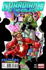 Guardians of the Galaxy (2013-2015) #1 Variant P: Maximum Comics Exclusive