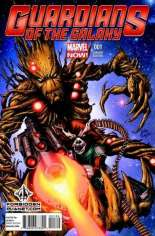 Guardians of the Galaxy (2013-2015) #1 Variant Q: Forbidden Planet Exclusive