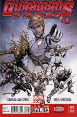 Guardians of the Galaxy (2013-2015) #1 Variant I: Personalized Retailer Exclusive