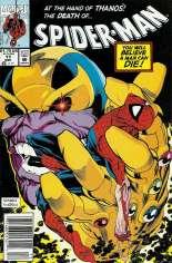 Spider-Man (1990-1998) #17 Variant A: Newsstand Edition