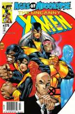 Uncanny X-Men (1963-2011) #378 Variant A: Newsstand Edition