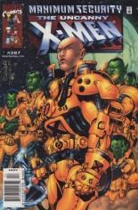 Uncanny X-Men (1963-2011) #387 Variant A: Newsstand Edition