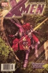 Uncanny X-Men (1963-2011) #420 Variant A: Newsstand Edition