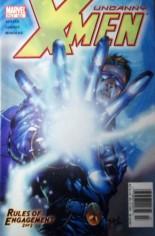 Uncanny X-Men (1963-2011) #422 Variant A: Newsstand Edition