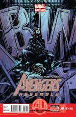 Avengers Assemble (2012-2014) #14 Variant AUA