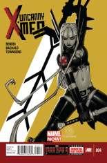Uncanny X-Men (2013-2016) #4 Variant A