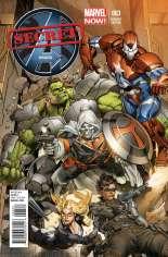 Secret Avengers (2013-2014) #3 Variant B: Incentive Cover