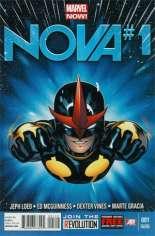 Nova (2013-2015) #1 Variant H: 2nd Printing