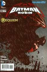 Batman and Robin (2011-2015) #18 Variant C: 2nd Printing